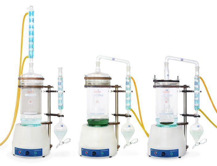 Extractor de Resina